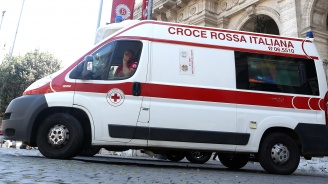 92 коли се нанизаха в Италия. Има убит