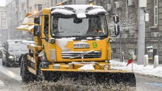 188 снегорина чистят София