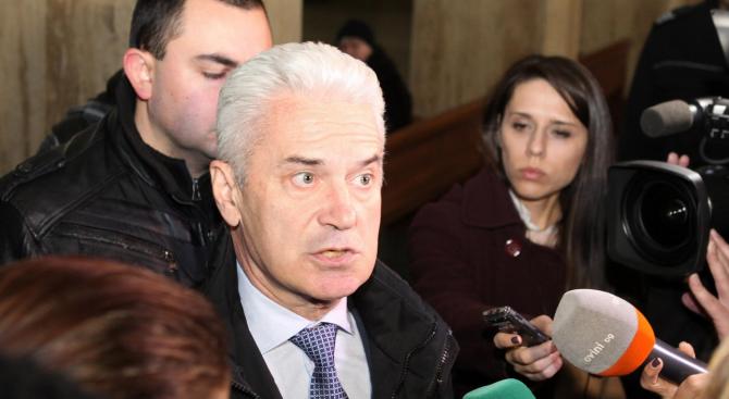 """Председателят на парламентарната група на """"Обединени патриоти"""" Волен Сидеров коментира,"""