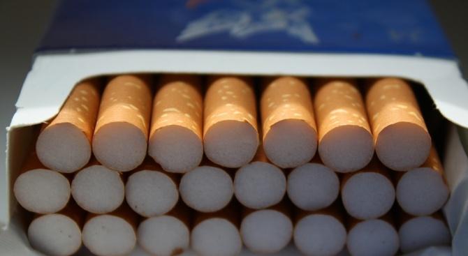Контрабандата на цигари отново тръгна надолу
