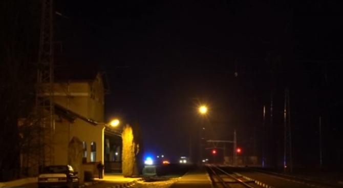 Фалшив сигнал за горящ влак вдигна на крак пожарната в Монтана