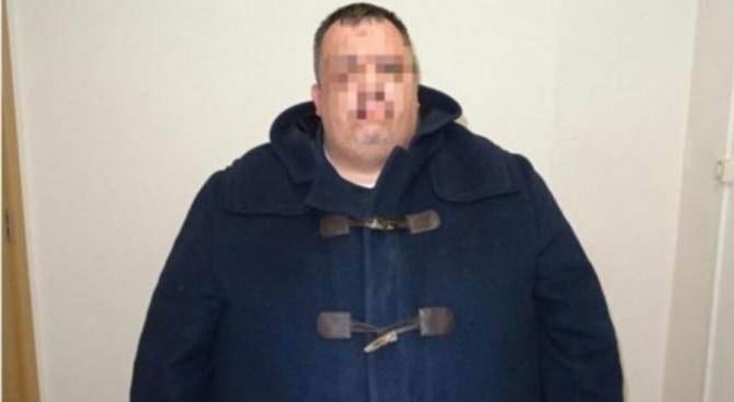 44-годишният Хорхе С. Арбиза е испанският наркотрафикант, който бе арестуван