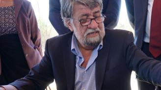 Вежди Рашидов е на двудневно посещение в Турция
