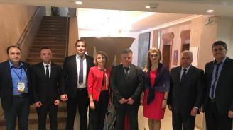 Илиан Тодоров изпрати делегация от Софийска област в Израел