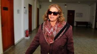 Черната вдовица от Бургас се изправи пред съда