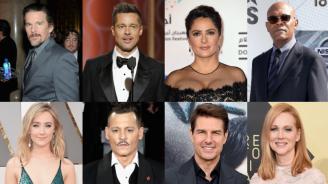 """Известните актьори, които не са печелили награда """"Оскар"""""""