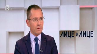Джамбазки: Нелепо е хора, които създадоха Моленбек, да ни учат на демокрация