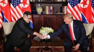 Доналд Тръмп преди срещата си с Ким Чен-ун: Ядреното разоръжаване означава икономически растеж за КНДР