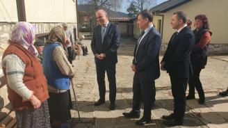 Бисер Петков: Качеството на услугите на домовете за стари хора ще се подобрява