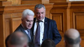 Валери Симеонов: От ВМРО допуснаха голяма грешка