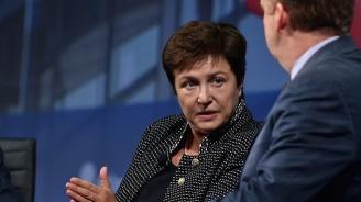 Кристалина Георгиева: Световната икономика е със 160 трилиона долара по-бедна