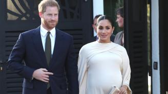 Алис е предпочитаното от британците име за бебето на принц Хари и Меган