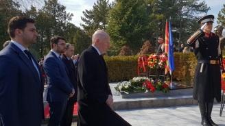 Симеон Сакскобургготски посети Република Северна Македония по покана на Зоран Заев