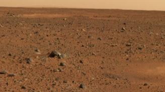 Имало е система от езера под повърхността на Марс