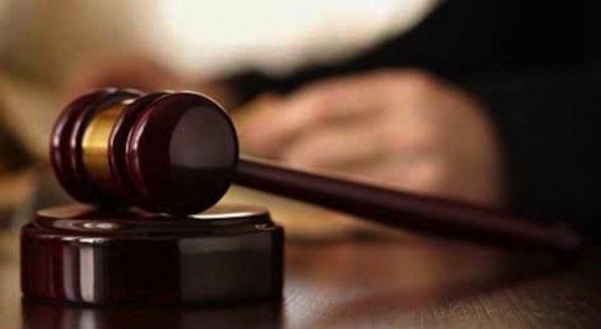 Футболист от селски отбор е осъден условно заради побой на съдия