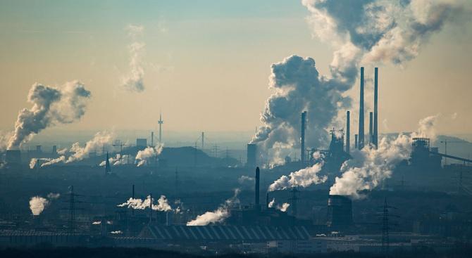 Замърсяването на въздуха отдавна е екологичен и здравен проблем -