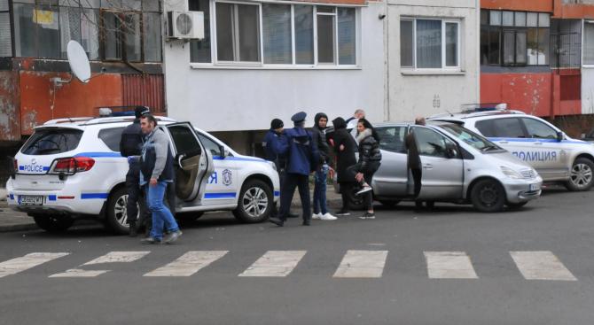 Тази сутрин е започнала Специализирана полицейска акция, с участието на