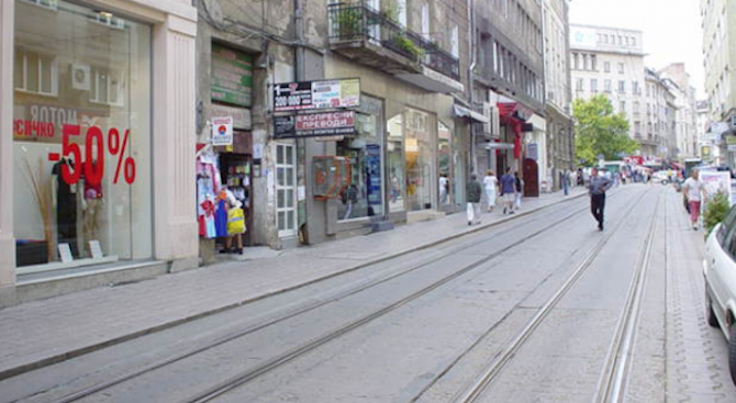 Снимка: Столичани събират подписка за смяна на името на емблематичната улица