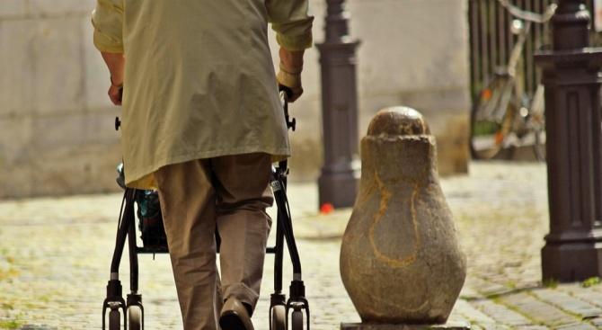 Инвалидните пенсии нараснали двойно за 18 години