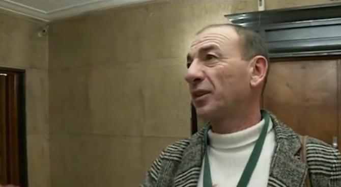 Българската звезда в Холивуд - Димитър Маринов, пристигна у нас,