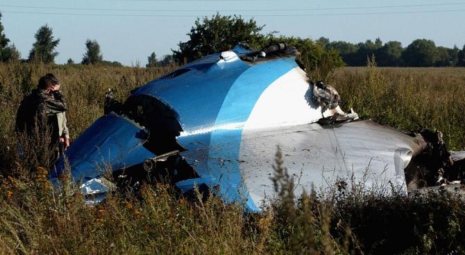 Официално: Няма загинали българи при самолетната катастрофа в Етиопия