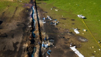 Жертвите на пожара на тръбопровод в Мексико достигнаха 135 души