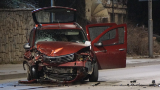 Тежка катастрофа във Варна: Един човек е загинал