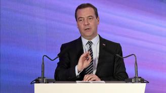 Медведев: Туристическият поток между Русия и България трябва да бъде по-интензивен