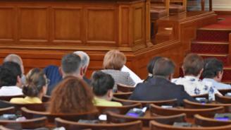 Парламентът подхваща президентското вето върху Изборния кодекс