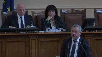Марешки се обиди на Валери Симеонов заради думите му за мъжествеността