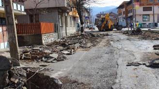 В Тетевен стартира ремонтът на ключова улица