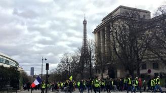 """ООН настоява Париж да разследва  употребата на прекомерна сила  при протестите на """"жълтите жилетки"""""""