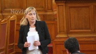 Елена Йончева: БСП няма да е в пленарна зала за гласуването на новата ЦИК