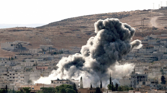 Серия терористични атаки в Сирия