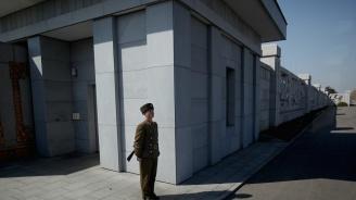 С възстановяването на полигона Сохе КНДР се опитва да си даде още тежест