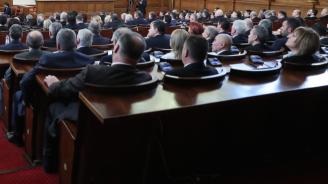 Депутатите приеха на първо четене промени в Закона за концесиите