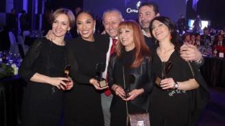 """Десет изключителни дами взеха награди на церемонията """"Жена на десетилетието"""""""