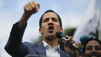 Хуан Гуайдо: Токът спря заради Николас Мадуро