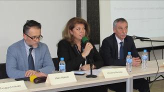 Вицепрезидентът: Битката за реформиране на Европа трябва да се води от младите