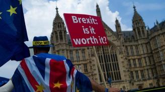 Брекзит може да бъде отложен най-много с няколко седмици