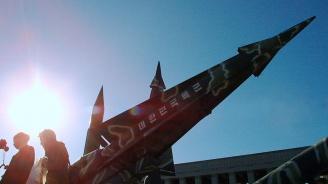 Северна Корея се готви за изстрелване на ракета?
