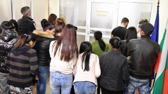 """Спецсъдът гледа мерките за неотклонение на задържаните при акцията в """"Орландовци"""""""
