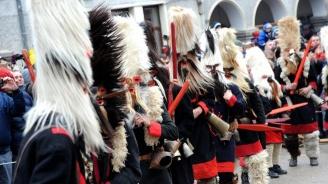 Кукери от цяла България наричаха за здраве и берекет в Стара Загора