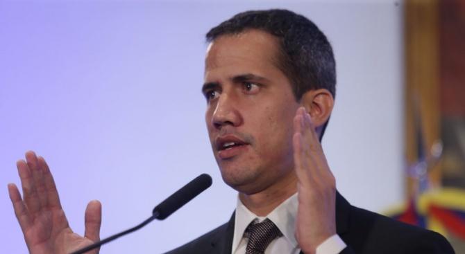 ХуанГуайдопризоваза нови протести във Венецуела