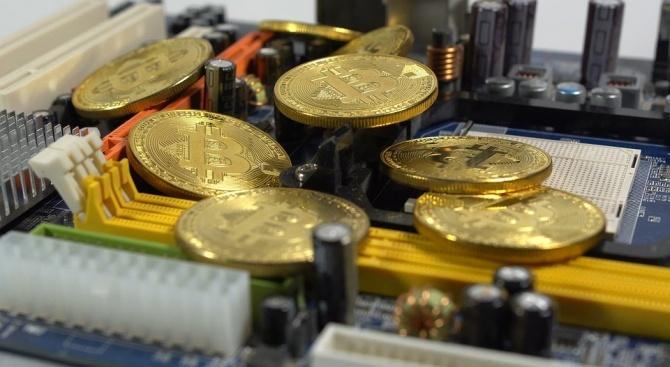 Машините за добив на криптовалути са сред най-често разкритите незаконни