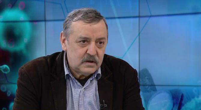 Проф. д-р Тодор Кантарджиев: Полуистините са най-опасните зарази сред хората