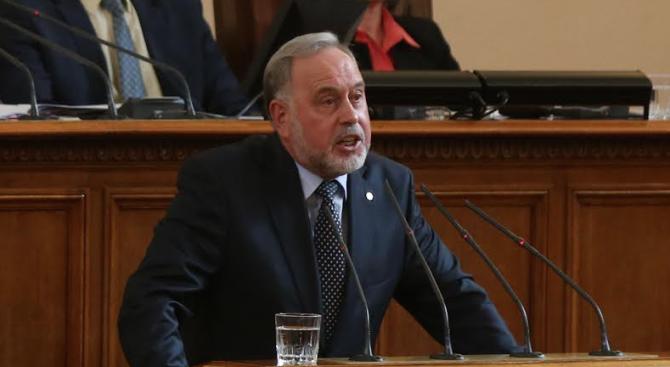 Славчо Велков напусна парламента