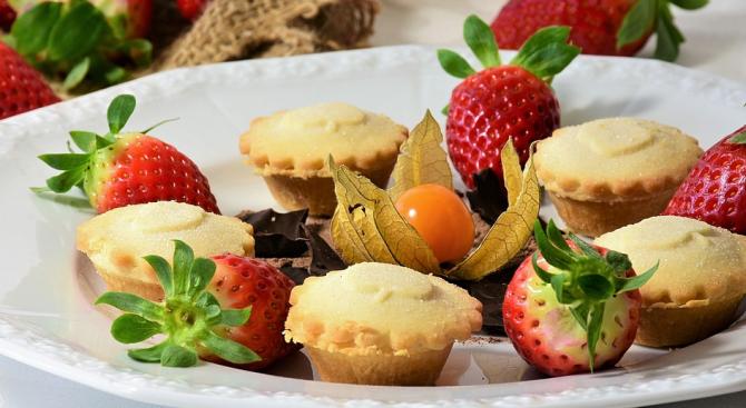 """Японски хотел предлага десерти по приказни мотиви от """"Пепеляшка"""""""
