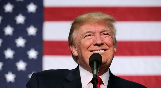 Тръмп: Готови сме да сключим едно голямо търговско споразумение с Обединеното кралство