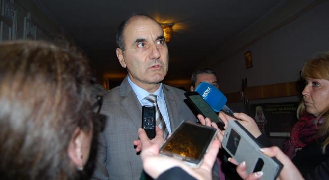 Цветанов: За да се намалят жертвите по пътищата, трябва да се промени манталитетът на водачите
